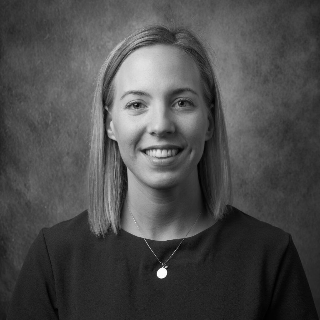 porträtt av kvinna på företag i Karlstad